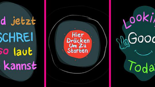 Animationen spiegelbox Blog Header